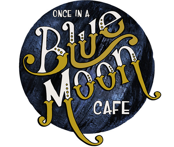 Once In A Blue Moon Cafe